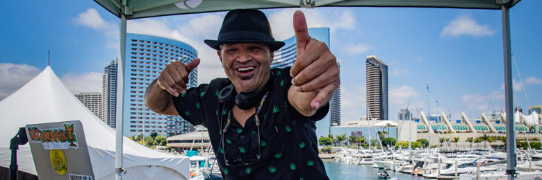In memoriam of DJ Carlos Culture, a reggae legend