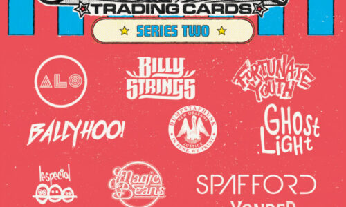 Phantasy Tour Trading Cards releases Series Two, feat. 12 bands