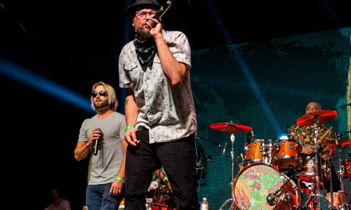 Fortunate Youth drive-in concert at The Grove: Night One