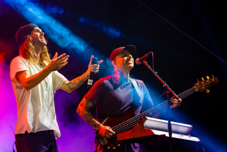 Dirty Heads kicks off Del Mar's Concerts In Your Car series