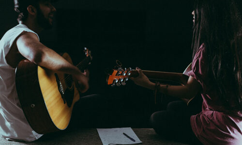 How to Start Experimenting with Folk Music