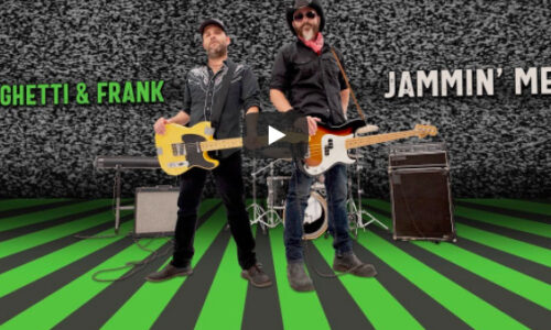 """Spaghetti & Frank covers Tom Petty's """"Jammin Me"""" with politically-aimed video"""