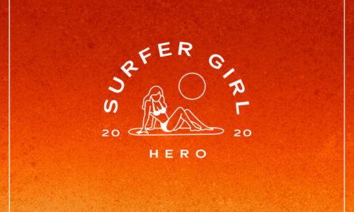 "Surfer Girl's debut single ""Hero"" hails political change"