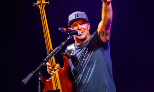 Slightly Stoopid & friends perform Del Mar drive-in show
