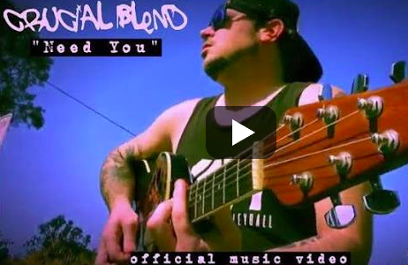 """Crucial Blend offers ode to OB in """"Need You"""" music video"""