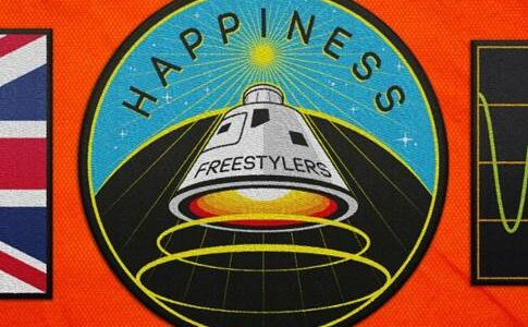 "Freestylers return with infectious ""Happiness"" single"