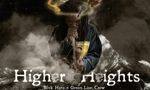 "Blvk H3ro x Green Lion Crew release hard-hitting ""Higher Heights"" single"
