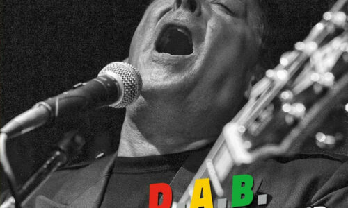 David Asher Band drops debut self-titled reggae rock album