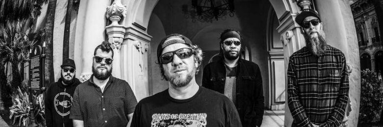 """WORLD TRACK PREMIERE: Roots of Creation """"Mammoth"""""""