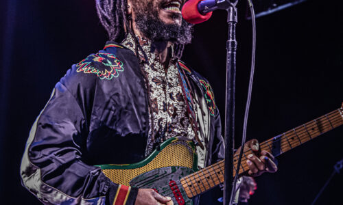 Ziggy Marley at the Ventura Fairgrounds: Show 2