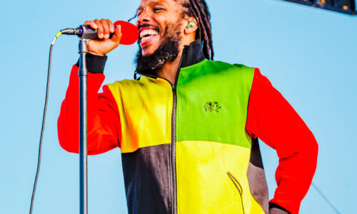 Ziggy Marley at the Ventura Fairgrounds: Show 1