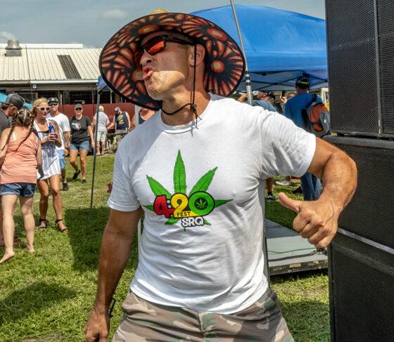 Experiencing Florida's SRQ420 Fest