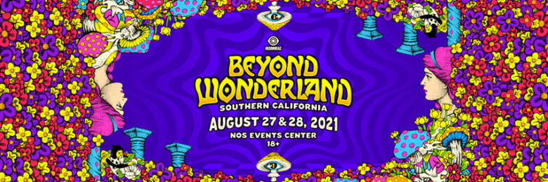 Incredible lineup unveiled for Beyond Wonderland 2021