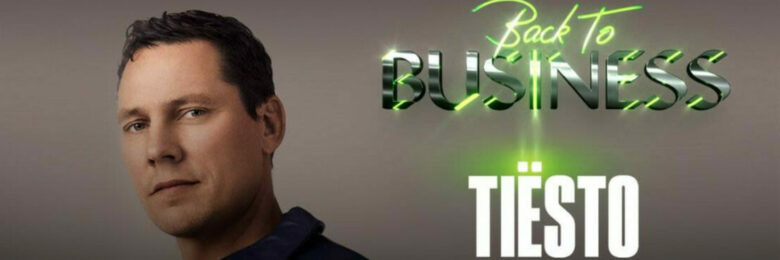 Tiësto's Back to Business Tour heads to Chandler, AZ