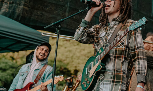 Tribal Seeds performs Felton Music Hall's Roaring Camp