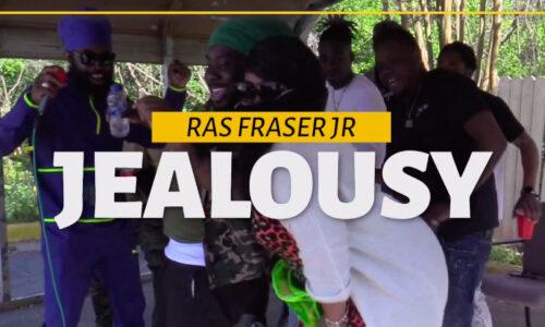 "WORLD VIDEO PREMIERE: Ras Fraser Jr. ""Jealousy"""