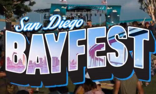 Bayfest set to return to San Diego's waterfront July 2021