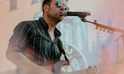 Dawes performs at Felton Music Hall's Roaring Camp