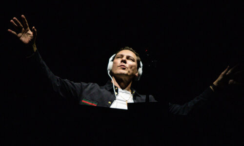 Tiësto turns up Chandler's Rawhide Event Center