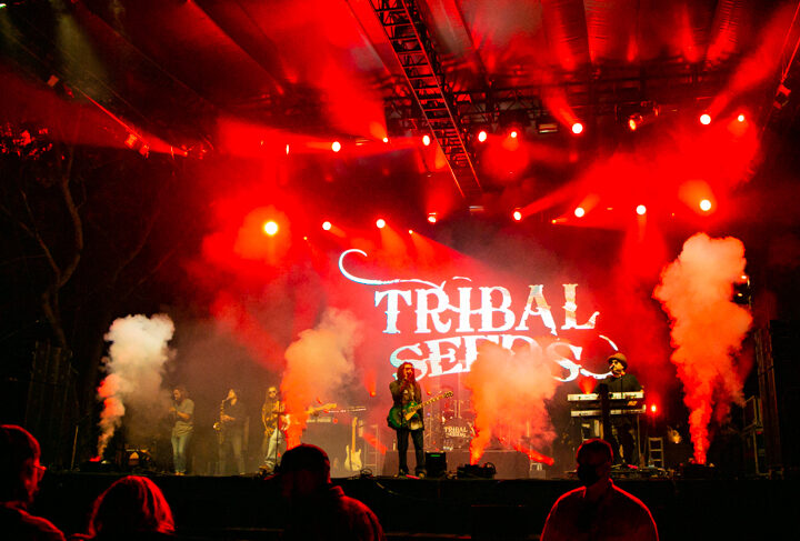 Tribal Seeds at Escondido's Concerts on the Green: Night One