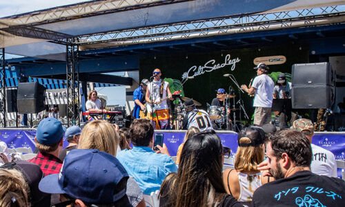 Sealegs at the Beach welcomes Mic Dangerously & The B Foundation