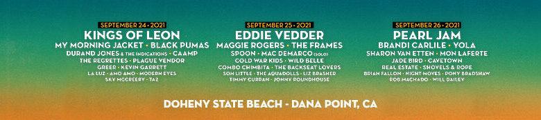 Ohana Fest returns to Dana Point fall of 2021