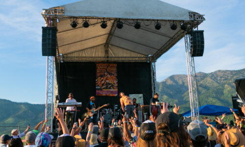 Reggae in the Rockies: Day One