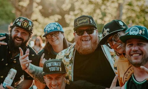 Fortunate Youth takes over Felton's Roaring Camp
