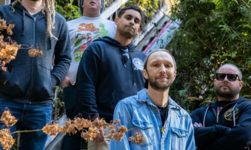 Get to know escalating reggae band Rise Up