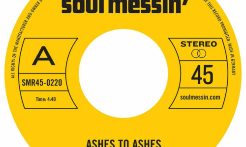 "WORLD TRACK PREMIERE: Jahrukus ""Ashes to Ashes"""
