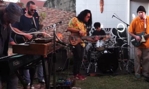 Killer Diller performs 2nd video installment of 'Del Tigre Disco Club'