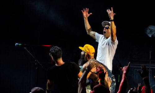 How Pepper brought the party to Pacific Amphitheatre