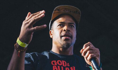 In memoriam of hip hop legend, Zumbi of Zion I