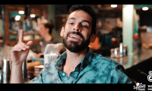 "WORLD VIDEO PREMIERE: Joey Calderaio ""Paradise"", feat. Sierra Lane"
