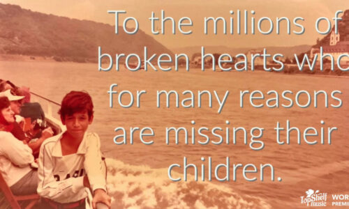 """WORLD VIDEO PREMIERE: Frederico7 """"Missing My Children"""""""