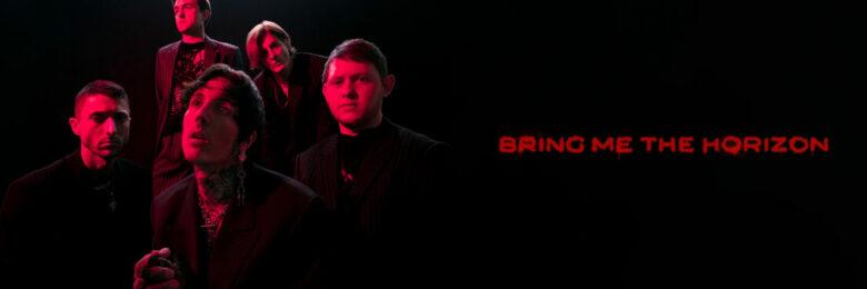 """Bring Me the Horizon reveals riveting """"DiE4u"""" single"""