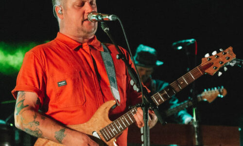 Modest Mouse packs San Diego's Open Air Theater