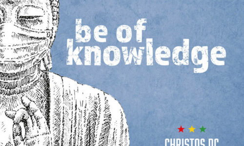 """Christos DC reveals """"Be of Knowledge"""", feat. Nick Sefakis"""