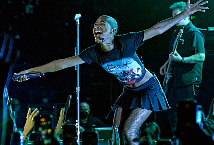 Willow brings lifE to The Fonda Theatre, Los Angeles
