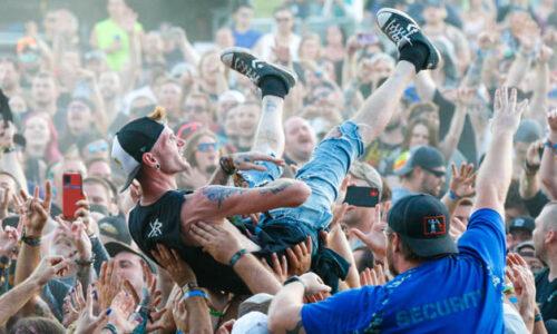 Blue Ridge Rock Fest 2021: Day One